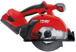 Hilti 03490197 Cordless Metal Cutting Circular Saw Kit, 18-v