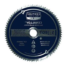 Century Drill and Tool 08253 Cenalloy All Hard Steel Plywood