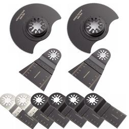 10Pcs Wood Bi-metal Precision <font><b>Saw</b></font> Blades