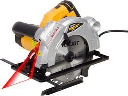 12Amp Circular Saw Laser Edge Guide Electric Corded with 7-1