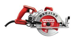 Skilsaw 15 Amp Corded Electric 7-1/4in Magnesium Worm Drive