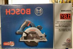 Bosch 18-Volt 6-1/2-in Cordless Circular Saw with Aluminum S