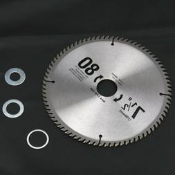 190mm 80Teeth Cutting Disc Circular Saw Blade For Cutting Wo
