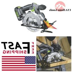 Genesis 20-Volt Lithium-Ion 5-1/2 in. Circular Saw