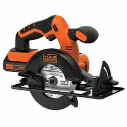 20-Volt Max Lithium-Ion Cordless 5-1/2 in. Circular Saw Batt