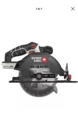 PORTER CABLE 20V MAX* Lithium Circular Saw  - PCC660B