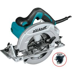 "Makita 220volt HS7610 185mm 7-1/4"" Corded Circular Saw"