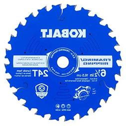 24 tooth carbide circular saw