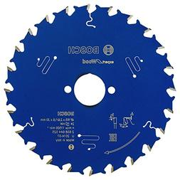 "Bosch 2608644025 EXWOH 6.5"" x 30mm 24T Circular saw blade To"