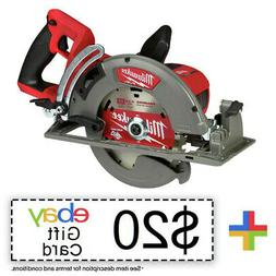 Milwaukee 2830-20 M18 FUEL 7-1/4 in. Circular Saw New + $20