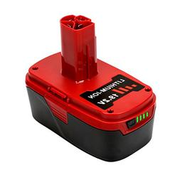 Energup 4.0Ah 19.2 Volt Lithium Battery Replacement for Craf