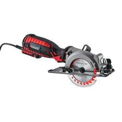 Bauer 4-1/2 in. 5.8 Amp Compact Circular Saw