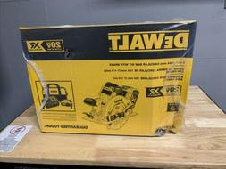 Dewalt 7-1/4 Cordless Circular Saw Kit DCS570P1 New
