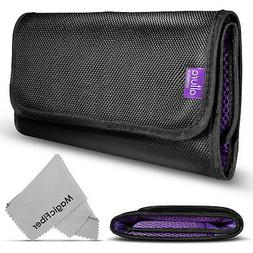 6 Pocket Filter Wallet Case for Round or Square Filters + Pr