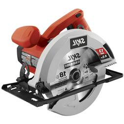 SKIL 5080-01 7-1/4-in 13-Amp Corded Circular Saw with Steel