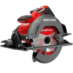 CRAFTSMAN 7-1/4-in 15-Amp Corded Circular Saw with Magnesium