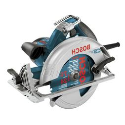 Bosch 7-1/4 inch Corded Circular Saw with Magnesium Shoe and