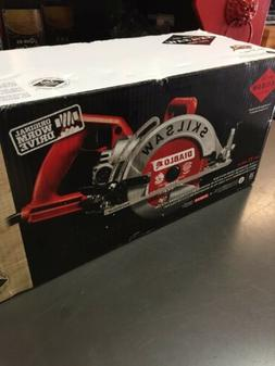 "Skilsaw 7 1/4"" Magnesium Worm Drive Saw 15 Amps Sealed New"
