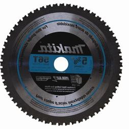 Makita A-95794 5-3/8-Inch 56T Carbide Cutting Blade, Stainle
