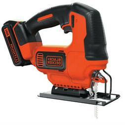 Black+Decker BDCJS20C2 20V Max* Cordless Jig Saw