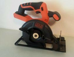 "BLACK+DECKER 20V MAX* Cordless 5-1/2"" Circular Saw  - BDCCS2"