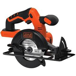 Black & Decker BDCCS20B 20-Volt MAX Lithium-Ion Circular Saw