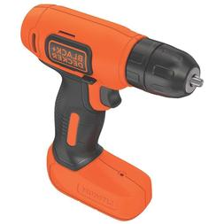 black decker bdcd8c 8v max lithium drill