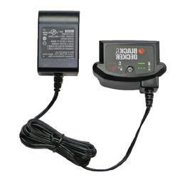 Black and Decker 16v-20v Standard Li-ion Charger 90590282,