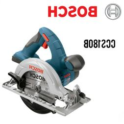 Bosch CCS180BL 18V 6-1/2 in. Circular Saw  with L-Boxx-2 and