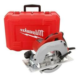 Milwaukee Circular Saw 7-1/4 in. 15 Amp Keyless Blade Change