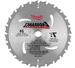 Milwaukee Circular Saw Blade 7-1/4 24 CBD T