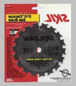 "Skil 75518 5-1/2"" 18T Carbide Tipped Saw Blade Wood"