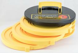 BladeBuddy Circular Saw Blade Storage with Three Tiered Draw