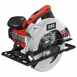 Circular Saw Laser Guide Corded 7 1/4 Inch Blade Home Improv