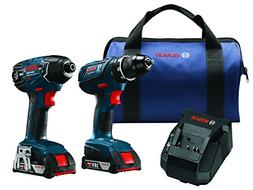 Bosch Power Tools Drill Set - CLPK232A-181 – Two Cordless