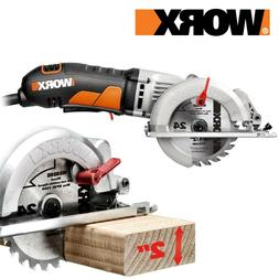 Compact Circular Saw Lightweight Worxsaw Handheld Reliable P