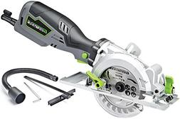 Compact Circular Saw Spindle Lock Electric Corded Small Comp