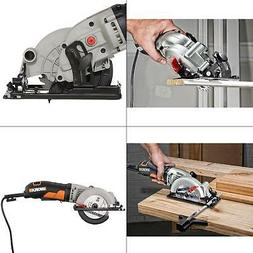 Compact Circular Saw Electric Power Hand Tools Blades Cuttin