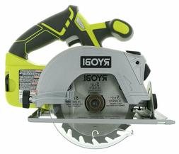 Ryobi Cordless Circular Saw with Laser Guide Carbide-Tipped