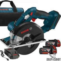 Bosch CSM180-01-RT 18V Cordless Lithium-Ion 5-3/8 in. Metal