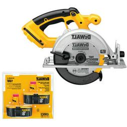 Dewalt DC390-2 18V XRP Cordless 6-1/2 in. Circular Saw with