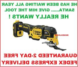 NEW DEWALT DCS355B BRUSHLESS OSCILLATING MULTI TOOL