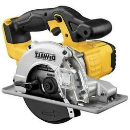 DEWALT DCS373B 20V Max Lithium Ion Metal Cutting Circular Sa