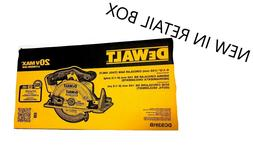 Dewalt DCS391B 20V Cordless Battery Circular Saw 20 volt NEW