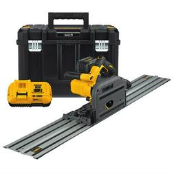 "DEWALT DCS520ST1 60V MAX 6-1/2""  Cordless Track Saw Kit with"