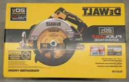 DeWalt DCS573B 20V MAX BL Li-Ion 7-1/4 in. Circular Saw  - N