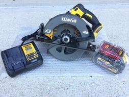dcs575b circular saw flexvolt max