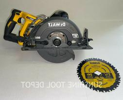 "DEWALT DCS577B Flexvolt 60V Max 7-1/4"" Framing Saw"
