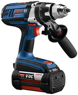 Bosch DDH361-01 36V Drill/Driver Kit W/  Fat Pack  Battery