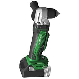Hitachi DN18DSLP4 18V Cordless Lithium-Ion 3/8 in. Angle Dri